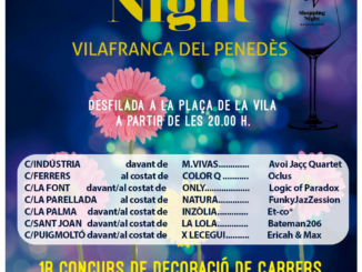CARTELL-SHOPPING-NIGHT-VILAFRANCA-19-05-17-AMBP